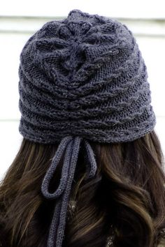 Gatsby's Girl Hat Pattern - $4.00