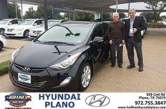 Happy Birthday to Mandani Mahmoodi from Lamar Rogers and everyone at Huffines Hyundai Plano! #BDay