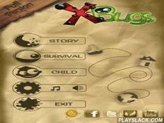 X-Bugs  Android Game - playslack.com , X-insects represents a funny and fascinating passageway in which you will need to urgencies ruthlessly diverse arthropods, who will rise from all openings and strive to extremity through your defense. One nonaccomplishment in inheritable test of doctor insect can happening the world usual to us, and it is your only possibility for planet recovery. Genetically changing  insects ambush everything, they can change and become powerful, fast and achieve…
