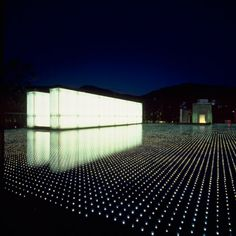Lighting Design and Light Art Magazine Image    Nagasaki National Peace Memorial Hall by Lighting Planners Associates p 90