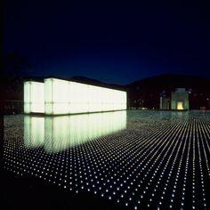 Lighting Design and Light Art Magazine Image    Nagasaki National Peace Memorial Hall by Lighting Planners Associates p 90