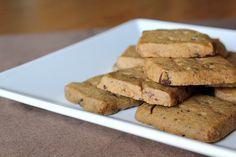 espresso chocolate shortbread cookies by pastryaffair, via Flickr