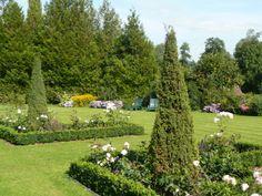 Jardins du manoir de la Bonnerie #Orne #PureNormandie