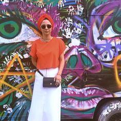 Stylish girl @nylane ❤️ .............. > #NIM_girls #NIM_design #summertime #beautifulday #fashionblogger #blogger #vs #vsco #style #fashion #bag #leatherbag #madeinmoscow