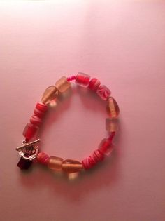 One of many braclets