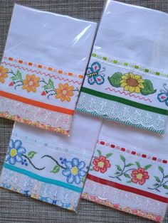 Secret Pal, Expensive Gifts, Kitchen Towels, Hand Towels, Floral Arrangements, Sewing Projects, Napkins, Cross Stitch, Quilts