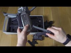 DJI Mavic Pro Unboxing filmed with GoPro - YouTube Drone photography unboxing videos