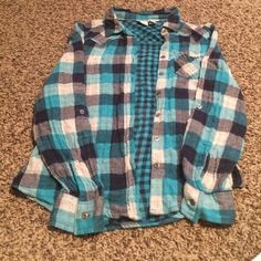 Button down shirt Love this with jeans and boots  Mudd Tops Button Down Shirts