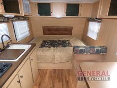 Used 2011 KZ Coyote Lite 160 Travel Trailer at General RV   North Canton, OH   #139417