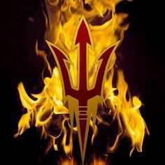 Go Sun Devils State Of Arizona, Arizona State University, Pitch Forks, Arizona Cardinals, College Football, Devil, Sun, Pride, Birth