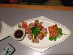 Tuna tataki, Namu Korean and Western Grill  |  1303 Mayor Magrath Drive South, Lethbridge, Alber