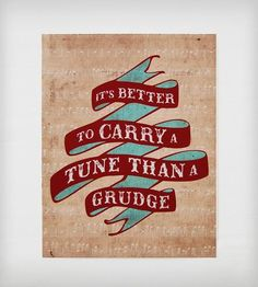 Carry a Tune Print by Earmark Social Goods on Scoutmob Shoppe