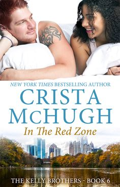 In the Red Zone by Crista McHugh  If ever there has been an author that has written a worthwhile read it is Crista McHugh.   Can't wait to discover the rest of this series.