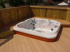 Deck With Hot Tub | Joy Studio
