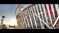A few time-lapse memories from our time at the Olympic Park. #timelapse #photography #london2012