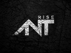 Ant Rise logo #8ncm #AntRise #logo