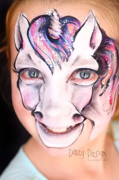 Daizy Design Face Painting - Gallery