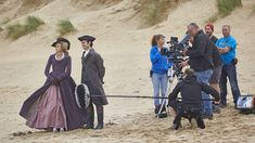 Go on set with the cast of Poldark to see some of their most relaxed and entertaining moments. Poldark Series 4, Poldark Cast, Season 4, On Set, Behind The Scenes, Novels, Hollywood, Entertaining, In This Moment