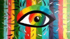 Like a Rainbow. My art