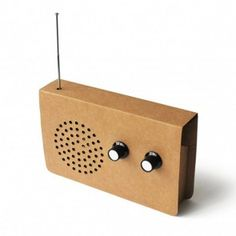 Cardboard - Pappradio - MP3