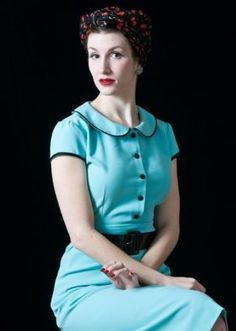 Replay: 1940s Women's Fashion Pictures