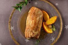 Χοιρινό ρολό με πορτοκάλι και μπίρα - Συνταγές | γαστρονόμος