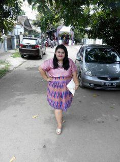 Pink lady!