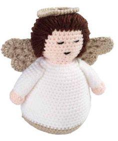 1000+ images about Crochet Angel on Pinterest Crochet ...