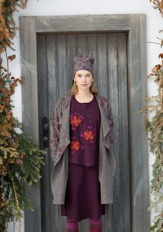 """""""Rimfrost"""" sweater in felted wool – Copenhagen – GUDRUN SJÖDÉN – Webshop, mail order and boutiques 