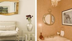 Nicole Fuller Interiors is an international design company based in New York City and Los Angeles, specializing in high-end residential and commercial design projects. Residential, Commercial Design, Framed Bathroom Mirror, Furniture, Interior, Home Decor, Color