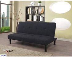 Amazing offer on Beverly Fine Furniture Convertible Futon Sofa Bed online - Topbuytopoffer Futon Sofa Bed, Futon Mattress, Futon Bedroom, Sleeper Sofas, Sofa Bed Living Room, Living Room Furniture, Sofa Bed Dimensions, Sofa Bed Price, Futon Design