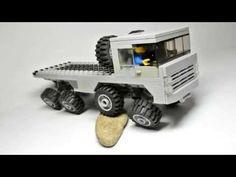 TATRA 8X8 (My Own Lego Creation) - YouTube