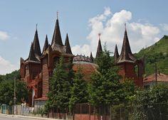 Church in Cluj Napoca,Romania