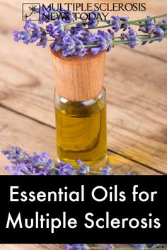 Check out how certain essential oils might help ease multiple sclerosis.