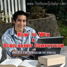 45 tips for earning big college scholarships. Be prepared for college interviews! Financial Aid For College, College Planning, Scholarships For College, College Mom, Education Grants, College Application, Homeschool High School, Competition, Tips