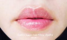 Lipstick Queen Frog Prince 🐸💚 #kayxcake