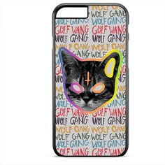 OFWGKTA Golf Wang Wolf Gang The Creator Odd Future Crew Tyler Earl TATUM-8124 Apple Phonecase Cover For Iphone SE Case