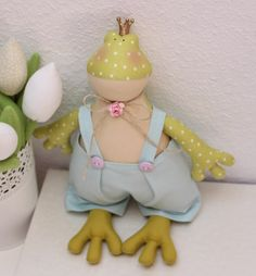 The Frog King Tilda
