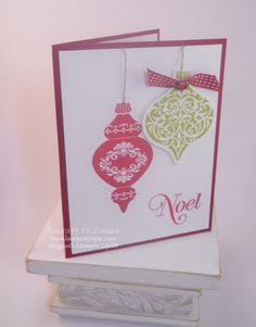 Noel by stampinggoose - Cards and Paper Crafts at Splitcoaststampers