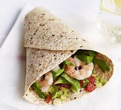Try the best healthy avocado recipes from BBC Good Food. Make this nutritious, creamy fruit into guacamole, salsas, salads, sandwiches and much more. Healthy Sandwich Recipes, Healthy Sandwiches, Bbc Good Food Recipes, Avocado Recipes, Yummy Snacks, Healthy Snacks, Healthy Eats, Avocado Wrap, Paleo On The Go