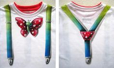 Moje maľované tričká pre bábätká a detičky... - Album užívateľky zeiko   Modrykonik.sk