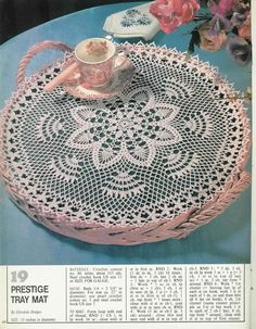 MAGIC CROCHET 56 - Mirtha Aracely Izaguirre - Picasa Web Albums