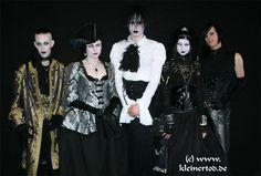 Kleiner Tod - Begegnungen - Photo Besucher WGT 2008 - Wave Gotik Treffen Fotos