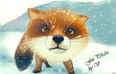лиса рисунок: 20 тыс изображений найдено в Яндекс.Картинках