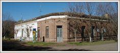 Edificio donde hoy se emplaza la Cooperativa Eléctrica - foto año 2003