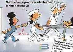 Khal Nayak Cartoon