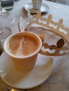 Els meus cafès. Cafè de Reis en família.