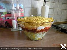 Taco - Salat, ein tolles Rezept aus der Kategorie Snacks und kleine Gerichte. Bewertungen: 244. Durchschnitt: Ø 4,6.