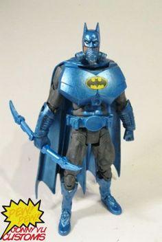 Batman - Contagion Suit Custom Action Figure