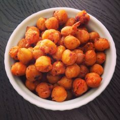 Spice-Roasted Chickpeas / D.M.R. Fine Foods